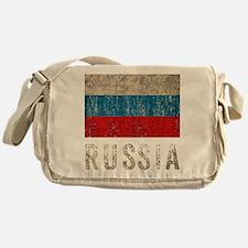 russia14Bk Messenger Bag