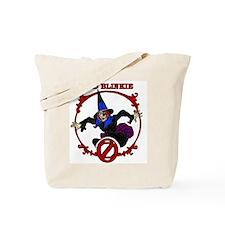 Old Blinkie Tote Bag