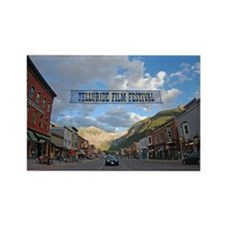 Telluride Film Festival Rectangle Magnet