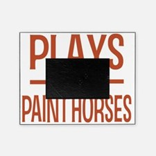 playsamericanpainthorses Picture Frame