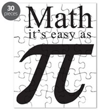 easy as PI Puzzle