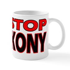 stop_kony2 Small Mug
