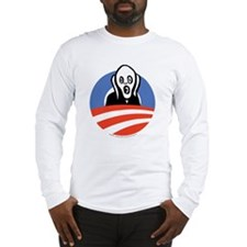 ObamaScream Long Sleeve T-Shirt