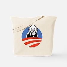 ObamaScream Tote Bag