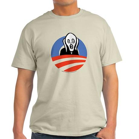 ObamaScream Light T-Shirt