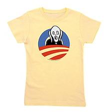 ObamaScream Girl's Tee