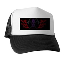 Red logo bookmark Trucker Hat