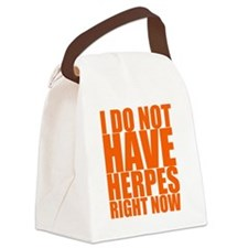 +herps Canvas Lunch Bag
