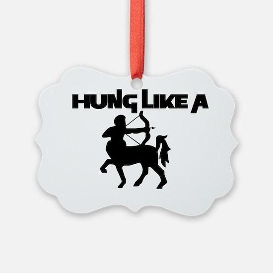 +hungcentaur Ornament