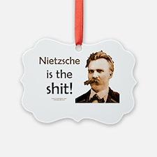 Nietzsche Shit light apparel Ornament