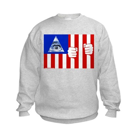 Flag Kids Sweatshirt