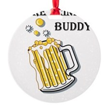beer buddy Ornament