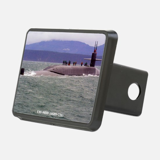 ohio ssbn large framed pri Hitch Cover