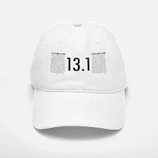 131 irunbecausemug Baseball Baseball Cap