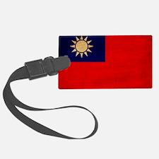 Taiwantex3tex3-paint Luggage Tag