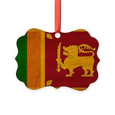 Sri Lankatex3tex3-paint Ornament