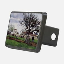 Pissarro: Apple Trees at P Hitch Cover