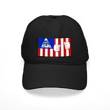 American Flag Baseball Hat