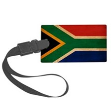 South Africatex3tex3-paint Luggage Tag
