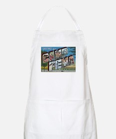 Camp FEMA BBQ Apron
