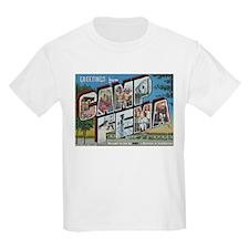 Camp FEMA Kids T-Shirt