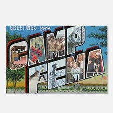Camp FEMA Postcards (Package of 8)