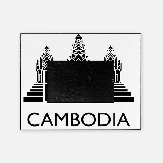 Cambodia4 Picture Frame