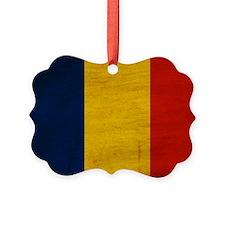 Romaniatex3tex3-paint Ornament
