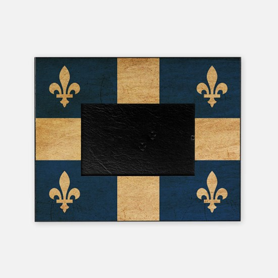 Quebectex3tex3-paint Picture Frame