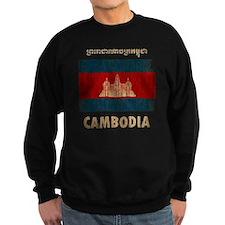 Cambodia6Bk Sweatshirt