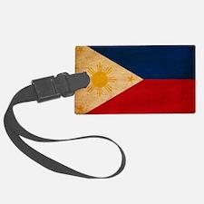 Philippinestex3tex3-paint Luggage Tag