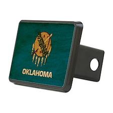Oklahomatex3tex3-paint Hitch Cover