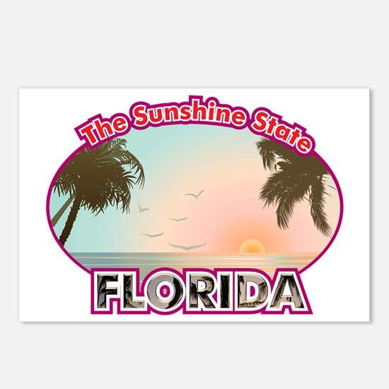 FLA Postcards (Package of 8)