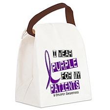 Patients Canvas Lunch Bag