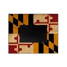 Marylandtex3tex3-paint Picture Frame