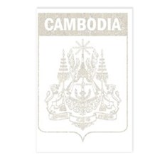 Cambodia7Bk Postcards (Package of 8)