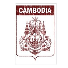 Cambodia7 Postcards (Package of 8)