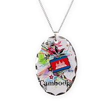 flowerCambodia1 Necklace