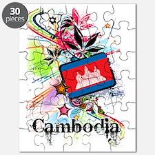 flowerCambodia1 Puzzle