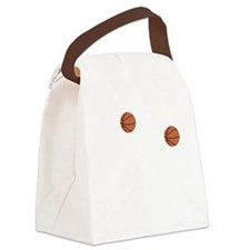 March Madness Basketball Funny T- Canvas Lunch Bag