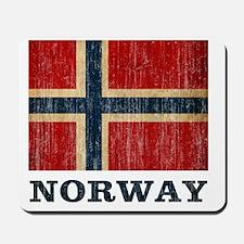 norway9 Mousepad
