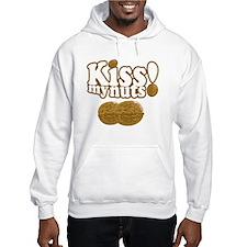 Kiss my nuts Hoodie