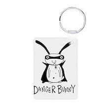 danger bunny Keychains