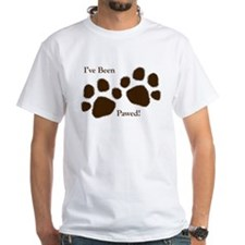 I've Been Pawed! Shirt