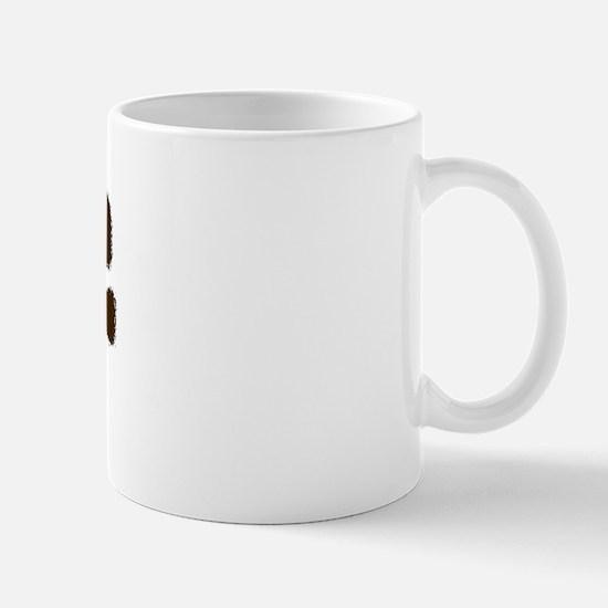 I've Been Pawed! Mug