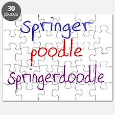 springerdoodle_black Puzzle