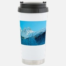 Switzerland Stainless Steel Travel Mug