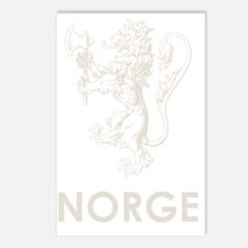 Norge1Bk Postcards (Package of 8)