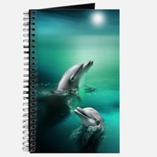 dolphins-cyan Journal