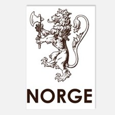 Norge1 Postcards (Package of 8)